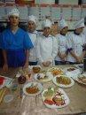 Конкурс-выставка «Не известные блюда, известных людей» -  приготовление, оформление и подача блюда с презентацией в рамках Фестиваля кулинарного искусства