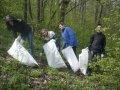 Участие в городской экологической акции