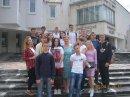 Участие в заседании клуба «Патриот»