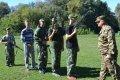 Участие обучающихся 2 курса в  военно-спортивных сборах  на базе лагеря   «Электроника»  Шебекинского района