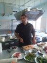 Мастер –класс  на тему: «Приготовление, оформление  и подача  кулинарных блюд из мяса, запеченных на гриле»