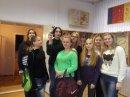 Участие в заседании клуба «Поэтическая среда» литературного музея города Белгорода, посвященного теме осени в творчестве белгородских поэтов