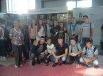 Посещение православной выставки