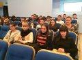 Встреча с В.М. Шаповалом  в рамках проведения  дней литературы на Белгородчине