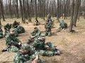 Участие обучающихся 1 куса в военно-патриотических сборах