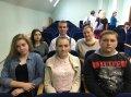 Участие в церемонии награждения победителей городского конкурса  на лучшие клубы избирателей, молодых избирателей в городе  Белгороде