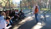 Обучающиеся БТОП приняли участие в форуме самоуправлений и добровольчества профессиональных образовательных организаций города  Белгорода «Школа актива и добровольчества»,