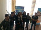 Обучающиеся техникума приняли участие в работе гражданского форума «Популяризация добровольчества (волонтерства)»