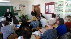 В ОГАПОУ «Белгородский техникум общественного питания» для педагогического коллектива техникума была проведена информационно-разъяснительная беседа