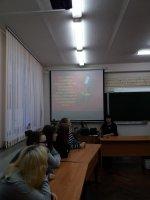 8 декабря в техникуме прошло внеклассное мероприятие, посвященное памятной дате России - Дню Героев Отечества (9 декабря).