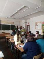 Инженер по охране труда Капралова Т.Д. провела обучающий семинар для педагогических работников техникума