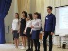 Команда «Фемида» клуба молодых и будущих избирателей «Наш выбор» ОГАПОУ «Белгородский техникум общественного питания»  стала призером (2 место)  городской интеллектуальной игры «Брейн-ринг»
